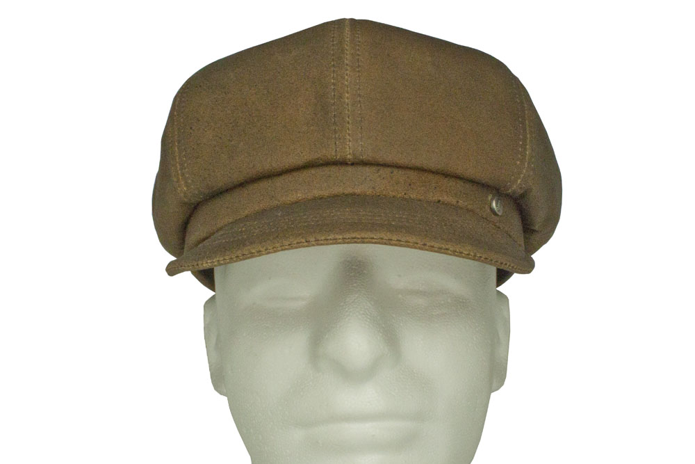 Newsies Hat-Brown