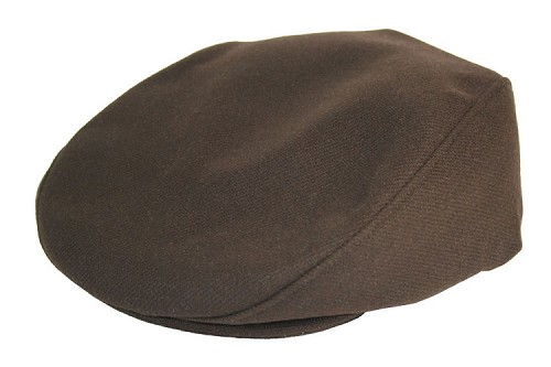 100% Wool Traditional Ascot Ivy Driver Cap